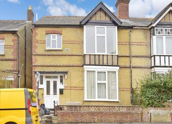 Thumbnail 2 bed flat for sale in Mayfield Road, East Cowes, Isle Of Wight