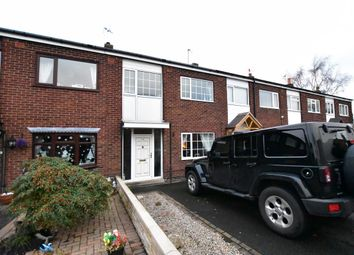 Thumbnail 3 bed terraced house for sale in Turnock Street, Macclesfield