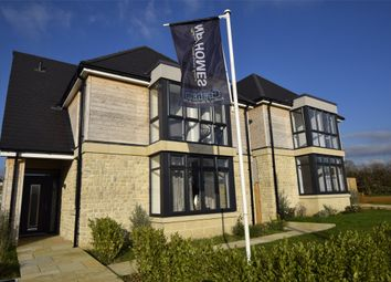 Thumbnail 4 bed detached house for sale in Henley Lane, Wookey, Wells