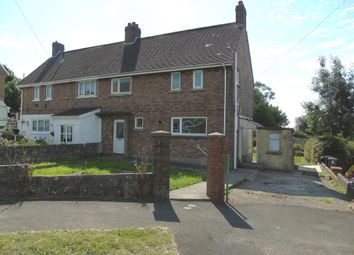 Thumbnail 3 bedroom semi-detached house for sale in Ystrad Fawr, Cefn Glas, Bridgend