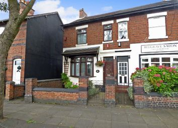 Thumbnail 2 bedroom semi-detached house for sale in Belgrave Road, Longton, Stoke-On-Trent
