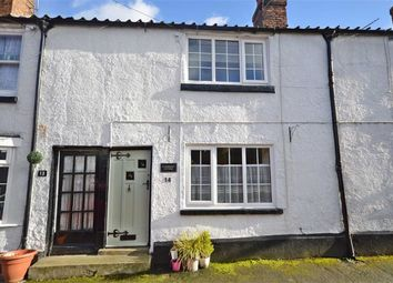 Thumbnail 2 bed cottage for sale in Hunmanby Street, Muston, Filey