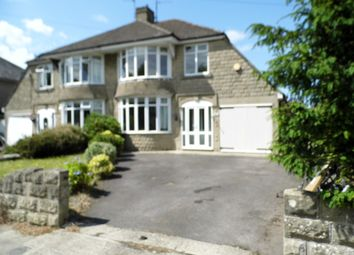 Thumbnail 3 bedroom semi-detached house to rent in Carlisle Avenue, Lakeside, Old Town, Swindon
