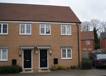 Thumbnail 3 bed semi-detached house for sale in Lily Lane, Newark