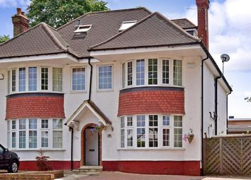 Thumbnail 4 bed semi-detached house for sale in Dorset Road, Sutton, Surrey