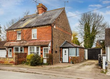 Thumbnail 3 bed semi-detached house for sale in Church Lane, Broadbridge Heath, Horsham