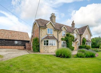 Thumbnail 4 bed detached house for sale in Little Staughton Road, Pertenhall, Bedfordshire