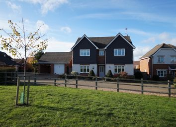 4 bed detached house for sale in Redes Close, Hook RG27