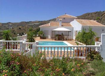 Thumbnail 5 bed villa for sale in Algarrobo, Malaga, Spain