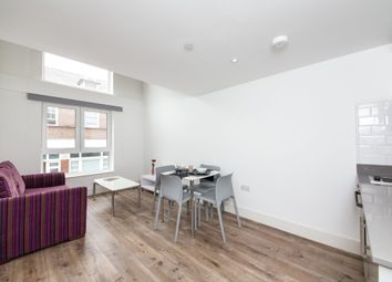 Thumbnail 1 bed flat to rent in Regents Plaza, Kilburn High Road, London