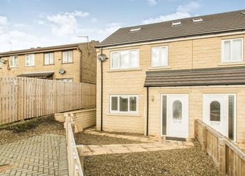 Thumbnail 3 bed semi-detached house to rent in Mill Lane, East Ardsley, Wakefield