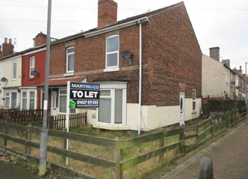 Thumbnail 3 bed end terrace house to rent in Dickenson Terrace, Gainsborough