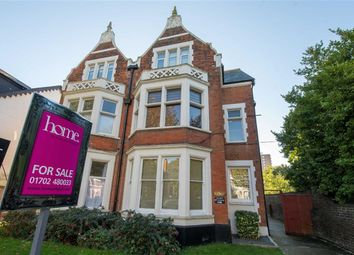 Thumbnail 2 bedroom flat to rent in 13 St Vincents Road, Westcliff-On-Sea, Essex