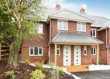 Thumbnail 4 bed town house for sale in Grosvenor Mews, Grosvenor Road, Epsom