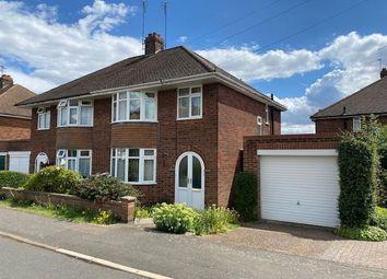 Thumbnail 3 bed semi-detached house for sale in Dane Ridge, Duston, Northampton