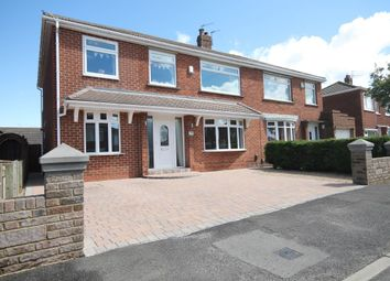 Thumbnail 5 bedroom semi-detached house for sale in Bedale Grove, Stockton-On-Tees