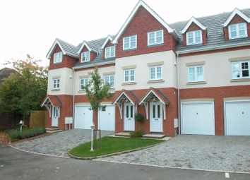 Thumbnail 3 bed terraced house to rent in Claremont Avenue, Woking