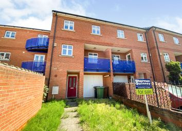 Thumbnail 4 bed town house for sale in Fletton Avenue, Fletton, Peterborough
