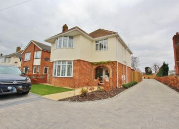 Thumbnail 4 bedroom detached house for sale in Castle Lane West, Bournemouth