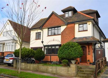 Thumbnail 5 bed detached house for sale in Parkside, Westcliff-On-Sea, Essex