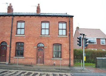 Thumbnail 3 bedroom end terrace house for sale in Wigan Road, Leigh