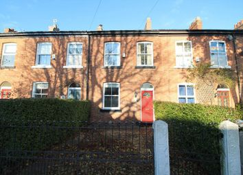 Thumbnail 3 bed terraced house to rent in Derwent Road, Flixton, Manchester