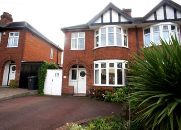 Thumbnail 3 bed semi-detached house to rent in Kings Drive, Littleover, Derby