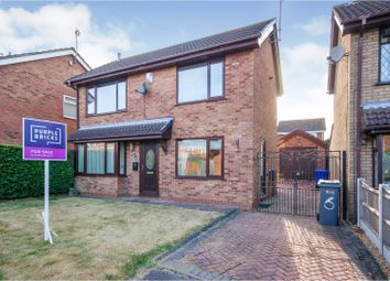 Thumbnail 3 bed detached house for sale in Lindale Grove, Stoke-On-Trent