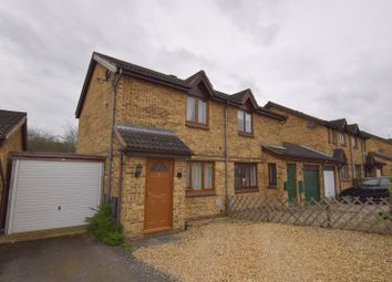 Thumbnail 2 bed semi-detached house for sale in Westwood Close, Great Holm, Milton Keynes