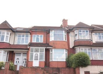 Thumbnail 3 bedroom terraced house to rent in Park Lane, Wembley