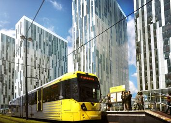 Thumbnail 1 bed property for sale in Media City, Salford Quays, Manchester