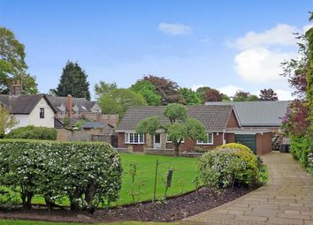 Thumbnail 2 bed detached bungalow for sale in Newcastle Road, Whitmore, Newcastle-Under-Lyme