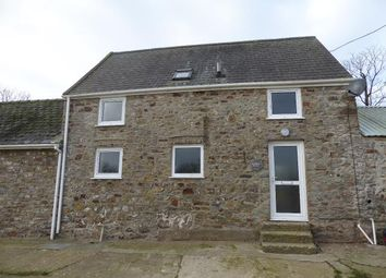 Thumbnail 2 bed cottage to rent in Portfield Gate, Haverfordwest