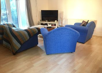Thumbnail 3 bed flat to rent in Belfry Close, London
