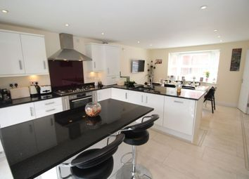 Thumbnail 5 bed detached house for sale in Maisemore Fields, Widnes