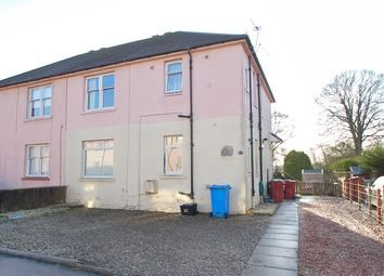 Thumbnail 2 bed flat for sale in Westerton Terrace, Falkirk