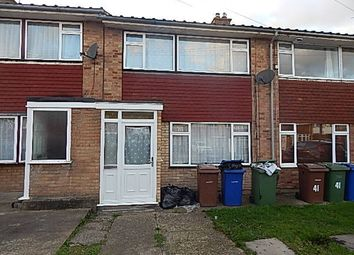 Thumbnail 3 bed terraced house to rent in Bryanston Road, Tilbury
