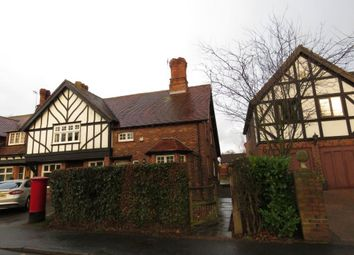 Thumbnail 2 bed terraced house to rent in Main Street, Escrick, York