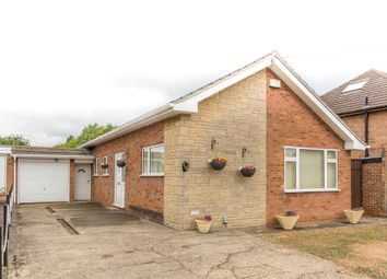 Thumbnail 3 bed detached bungalow for sale in Queensway, Wellingborough