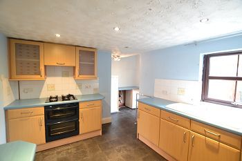 Thumbnail 2 bed end terrace house to rent in Bond Street, Macclesfield, Cheshire