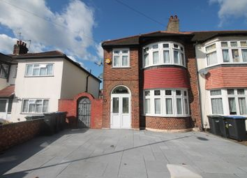 3 bed semi-detached house for sale in The Larches, London N13