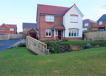Thumbnail 4 bed detached house for sale in Hendre Las, Abergele