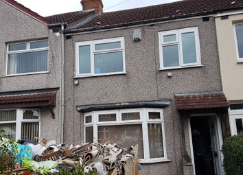 Thumbnail 3 bed terraced house for sale in Lauderdale Avenue, Coventry