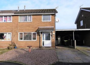 Thumbnail 3 bed semi-detached house for sale in St. Clares Avenue, Fulwood, Preston