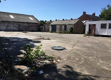 Thumbnail Land to let in Rear Of 44, Woodlands Grove, Blackpool, Lancashire