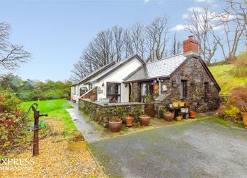 Thumbnail 3 bed detached bungalow for sale in Whitland