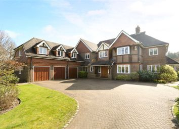 Thumbnail 5 bedroom detached house for sale in Beech Drive, Kingswood, Tadworth, Surrey