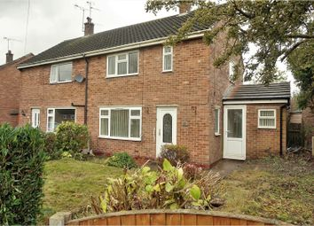 Thumbnail 2 bed semi-detached house for sale in Dunham Road, Northwich