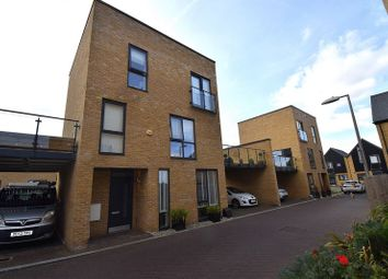 Thumbnail 3 bed detached house for sale in Goldcrest Way, Newhall, Harlow