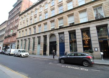 Thumbnail 2 bed flat to rent in Miller Street, Glasgow